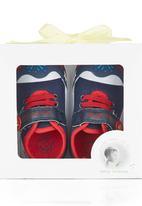 Baby Bubbles - Velcro Sneaker Navy