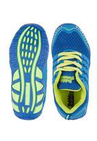 Bubblegummers - Casual Sneaker Mid Blue