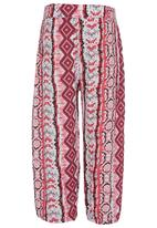 See-Saw - Soft Harem Pants Mid Pink
