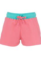 Lizzy - 2-Tone Shorts Mid Pink
