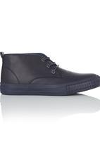 Cutty - Hi-Top Sneaker Navy