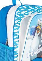 Jungle Beat - Penguin Back Pack Mid Blue