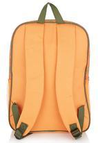 Jungle Beat - Elephant Back Pack Orange