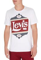 Levi's® - Levis Graphic Tee Blue black denim