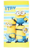 Character Fashion - Minions Beach Set Multi-colour