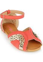Foot Focus - Sandal Red