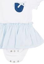 London Hub - Dress Romper Pale Blue