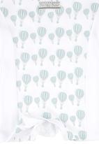 Poogy Bear - Air Balloon Romper Light Green