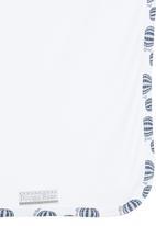 Poogy Bear - Hot Air Balloon Blanket Set Navy