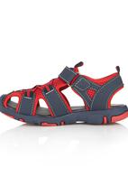 Rock & Co. - Boys Sandal Red