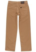 Lee  - Straight Leg Pants Tan