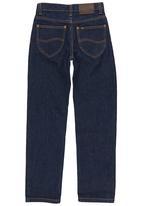 Lee  - Straight Leg Jeans Dark Blue