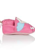 shooshoos - Kite Pull-On Dark Pink