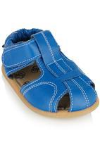 shooshoos - Boys Sandal Dark Blue