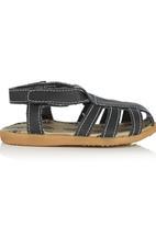 shooshoos - Gladiator Sandal Black