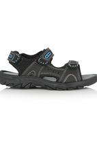 Rock & Co. - Boys Sandal Black