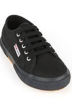 SUPERGA - Canvas Sneaker Black