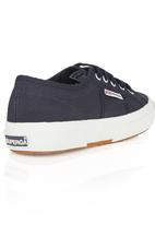 SUPERGA - Classic Canvas Sneaker Navy