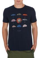 Ben Sherman - Umbrella Tee Navy