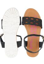 Foot Focus - Sandal Black