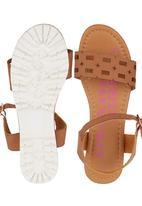 Foot Focus - Sandal Tan