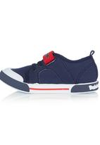 Bubblegummers - Velcro Strap Sneaker Multi-colour