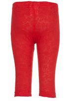 POP CANDY - Leggings Red
