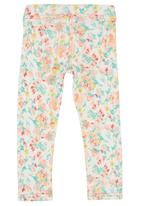 POP CANDY - Floral Leggings Multi-colour