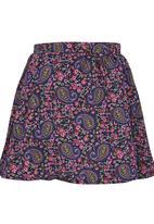 See-Saw - Circular Skirt Multi-colour