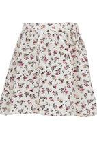 See-Saw - Circular Skirt Cream