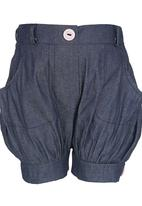 See-Saw - Bubble Shorts Mid Blue