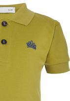 POP CANDY - Golfer T-shirt Green