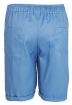 Rebel Republic - Shorts Mid Blue