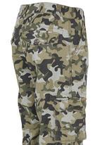 London Hub - Camo Shorts Multi-colour