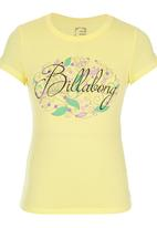 Billabong  - Branded Tshirt Yellow