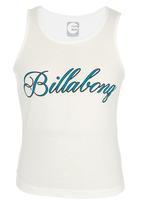 Billabong  - Branded Vest Milk