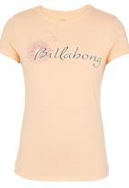 Billabong  - Branded Tshirt Orange