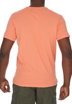 Next - Round-neck T-shirt Orange