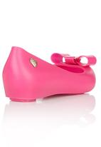 Candy's - Pumps With Decorative Bow Mid Pink