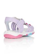 Brats - Strappy Sandal Mid Purple