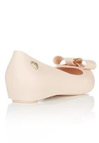 Candy's - Pumps With Decorative Bow Pale Pink