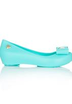Candy's - Pumps With Decorative Bow Light Green