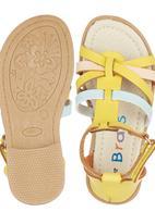 Brats - Ankle Strap Sandal Yellow
