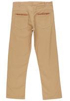 Retro Fire - Chino Pants Camel/Tan