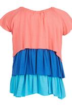 See-Saw - Tiered Top Multi-colour