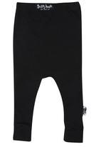 Sticky Hands - Cuffed Pants Black