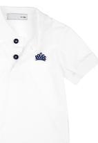 POP CANDY - Golfer T-shirt White