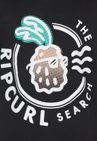 Rip Curl - Pineapple Express Tee Black