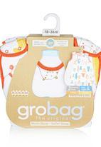 The Gro Company - Grobag Twin Pack Spotty Bear Multi-colour