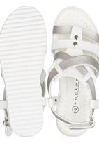 Rock & Co. - Gladiator Sandal White